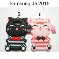 Silicon Case Karakter For J5 2015 / Silicon Case Samsung J5