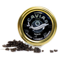 Russian Caviar House Imperial Caviar 125grTelur Ikan Import Rusia