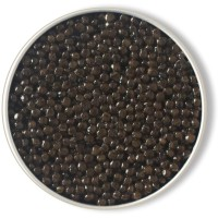 Russian Caviar House Osetra Caviar 125gr Telur Ikan Mentah Impor Rusia