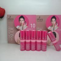 Pixy moisture lipstik