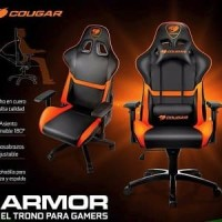 Gaming Chair, Kursi Gaming Cougar Chair Armor untuk Gamers Sejati