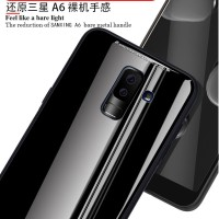 Samsung galaxy A6 plus 2018 / a6+ 2018 tempered glass phone case