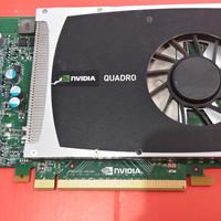 VGA Nvidia Quadro 2000 1GB 128bit GDDR5 (VGA Untuk Desain)
