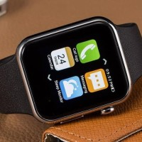 Smart watch A9 Apple 9 / Smartwatch A9 Black Gold