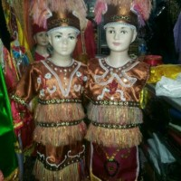 Baju adat papua exclusive dewasa