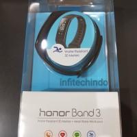 HONOR HUAWEI BAND 3 smartband waterproof sleep tracking grs resmi mi
