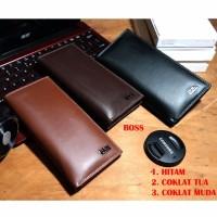 Dompet Panjang Pria Wanita Import Merk BOSS SUNT-1055