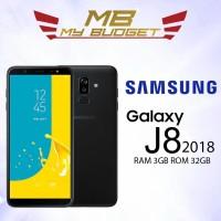 Samsung Galaxy J8 2018 RAM 3GB ROM 32GB - Garansi Resmi SEIN