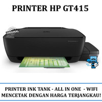 Printer Ink Tank HP 415 - Original Print, Scan, Copy & Wifi Ink Tank