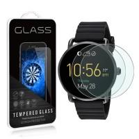 Promo TEMPERED GLASS SMARTWATCH Fossil Q Marshal TERMURAH Berkualitas