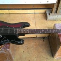 gitar elektrik fender new j Berkualitas
