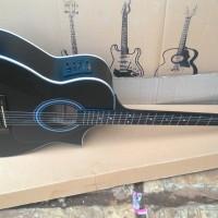 gitar accustik elektrik tuner new jreng u Berkualitas