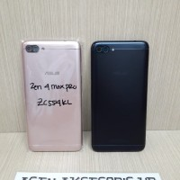 Back Cover Zenfone 4 Max Pro TK6 Asus ZC554KL BackDoor Tutup HP