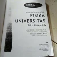 Harga fisika universitas edisi kesepuluh | Pembandingharga.com
