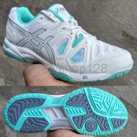 TERLARIS Sepatu Volley Asics Gel Game Original Size Cewek