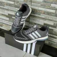 Sepatu Nike Zoom Running Grey White Harga Distributor Paling Murah