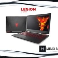LENOVO LEGION IP Y720 - Ci7-7700HQ 8GB 2TB 128GB SSD GTX1060 6GB WIN10