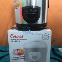 COSMOS CRJ-8229 BSS MagicCom / Rice Cooker Stainless Steel