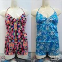 Bikini tankini Baju renang Diving Swimwear Wanita T3326