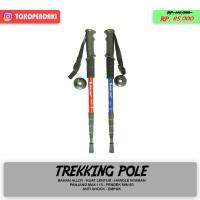 Tongkat Naik Gunung Tracking Pole Stick Stylish Untuk Pendakian
