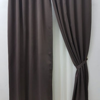 Gorden jendela, hordeng, korden minimalis Dimout Polos