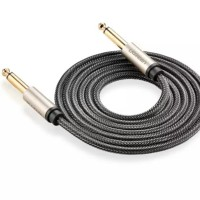 Kabel 6.5mm Male For Audio Cable UGREEN Jack Gitar Mixer Microphone 3m