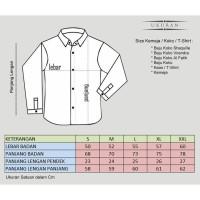 Baju Koko Shaquille Putih Lengan Pendek Tersedia 8 Warna