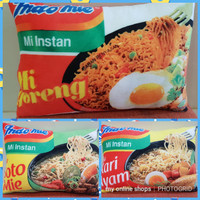 Bantal Boneka Snack Indomie