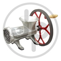 Meat Mincer No 32B (With Pulley) | Gilingan Daging No 32B