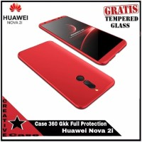 Hard Case Huawei Nova 2i Casing Hp BackCase Full Cover