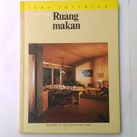 Buku Seri Interior - Ruang Makan