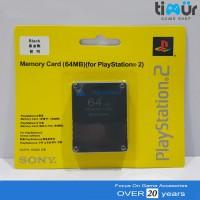 Memory Card MC PS2 64MB Hitam