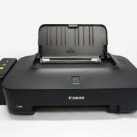 Printer Canon IP2770 IP 2770 Inkjet + PLUS INFUS BOX HITAM TUTUP RAPIH