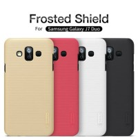SAMSUNG Galaxy J7 Duo NILLKIN Frosted Hardcase (Free Anti Gores)