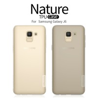 SAMSUNG Galaxy J6 NILLKIN Nature Soft Case Softcase