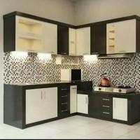 Kitchen Set Minimalis Lampung