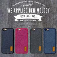 case eksporia denim SAMSUNG J.7 plus