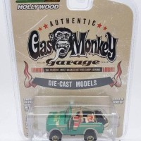 Produk Terlaris - Greenlight 1:64 Gas Monkey Garage 1976 Ford Bronco