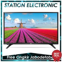 LG 43LJ500T LED TV 43 Inch [2017series/DVB-T2/DolbyAudio/USB] Khusus