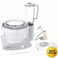 BOSCH MUM6N11 Mixer Roti Universal Plus Blender - Putih
