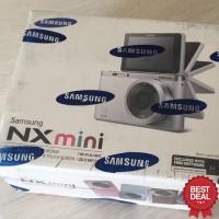 TURUN HARGA! Samsung nx mini GARANSI RESMI INDO