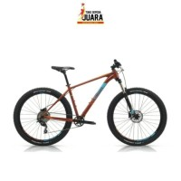 SEPEDA POLYGON XTRADA 6.0 NEW 2018 BROWN MTB 27,5 INCH 1x10SPD
