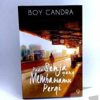 Baru-Paket 3 Buku Novel Karya Boy Candra