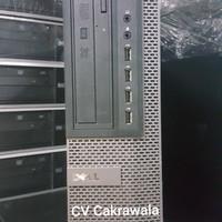Komputer cpu pc kantor unbk dll core i5 branded built up second bekas