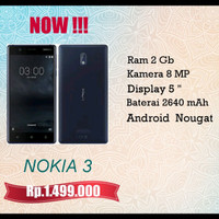 Harga Nokia 3 Spesifikasi Travelbon.com