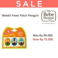 Weekit Fever Patch Penguin