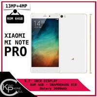 Xiaomi Mi Note Pro 4GB RAM 64GB Minote Snapdragon - 5.7 inch