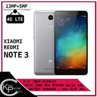 Xiaomi Redmi Note 3 32GB Ram 3GB 4G Helio X10 Octa Core