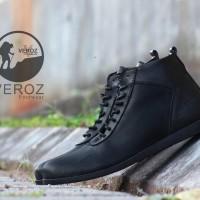 sepatu casual kerja pria Veroz Brodo Original Handmade e2df6aa138