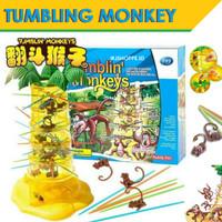 Tumbling Monkey Toys